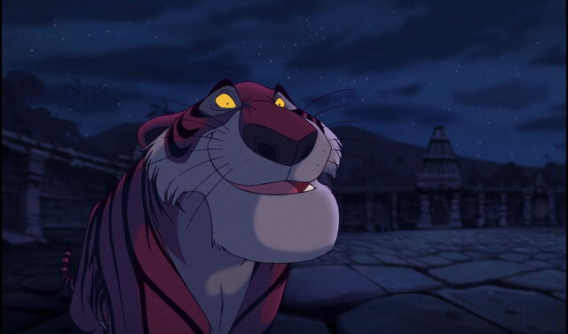 File:Shere Khan notices Shanti after her gong falls.jpg
