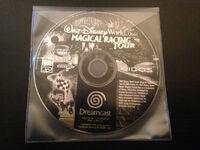 Dreamcast disc
