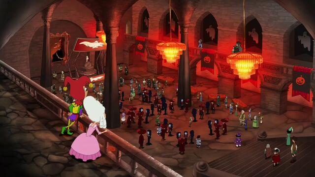 File:Haloween party in Drusselsteinian castle.jpg