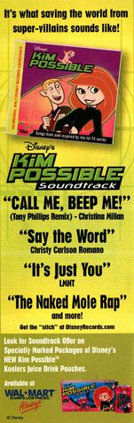 File:Kim Possible Soundtrack print ad NickMag September 2003.jpg