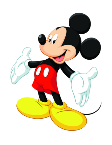 File:Mickey Mouse classic pose.png