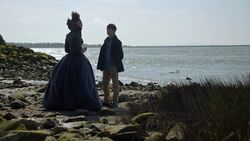 Once Upon a Time - 6x08 - I'll Be Your Mirror - Queen and Henry