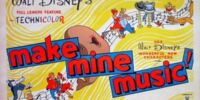 Make Mine Music/Gallery