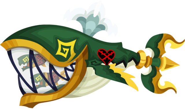 File:Green Trident Tail KHX.png