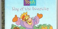 King of the Beasties (Little Golden Book)