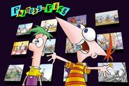 Phineas and Ferb Concept Art 7