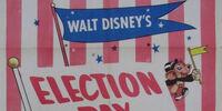 Walt Disney's Election Day Gaieties