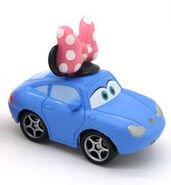 Minnie Mouse Sally Carrera