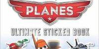 Ultimate Sticker Book: Disney Planes