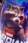 Rocket raccoon promo