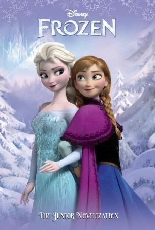 File:Cover book novelization junior walt disney 2013 portada anna elsa snow queen reina de las nieves frozen el reino del hielo render clipart princess princesas.jpg