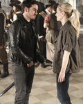 Once Upon a Time - 6x02 - A Bitter Draught - Photography - Emma and Hook
