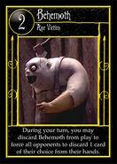 Behemoth Card