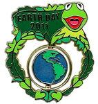 Disney earth day 2011 pin