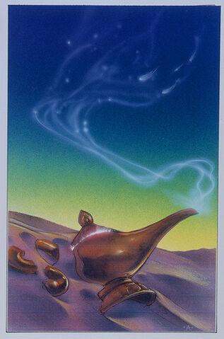 File:Disney's Aladdin - Unused Concept Poster Art by John Alvin - 12.jpg