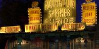 Radiator Springs Curios
