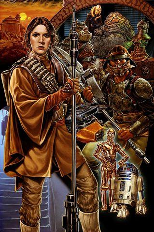 File:319px-Star Wars Princess Leia Vol 1 1 Midtown Comics Variant.jpg