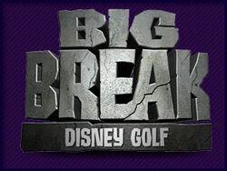 Big Break Disney Golf