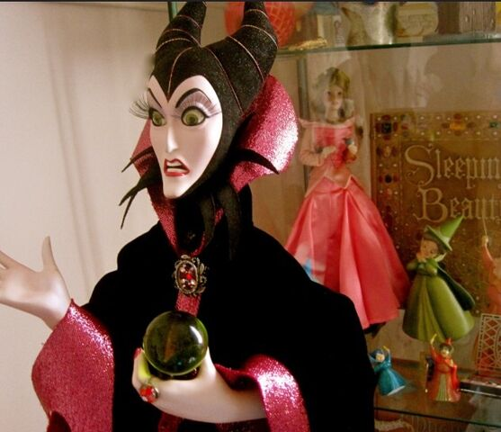File:Marc davis rare Maleficent doll.jpg