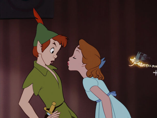File:Peter and Wendy kiss.jpg