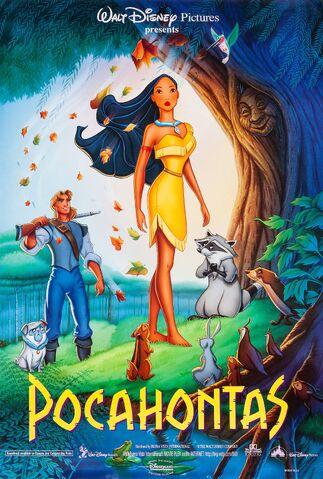 File:Pocahontas - Film Poster 2.jpg