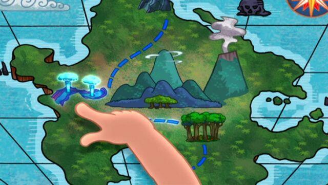 File:Birdbath Bluff on Cubby's map-Happy Hook Day!.jpg