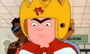 King Bob Gets Angry
