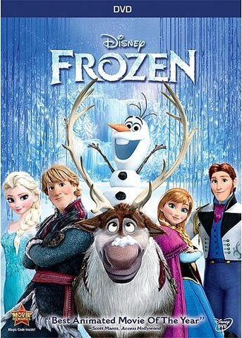 File:My Frozen DVD.jpg
