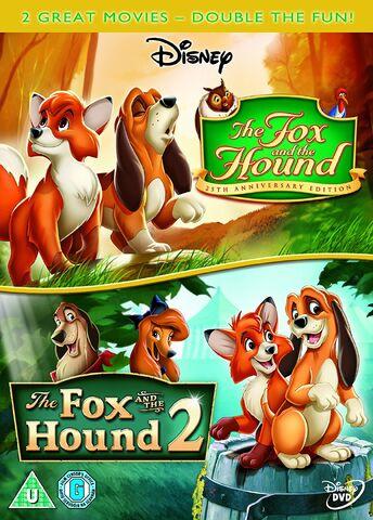File:The Fox and the Hound 1-2 Box Set 2007 UK DVD 1.jpg