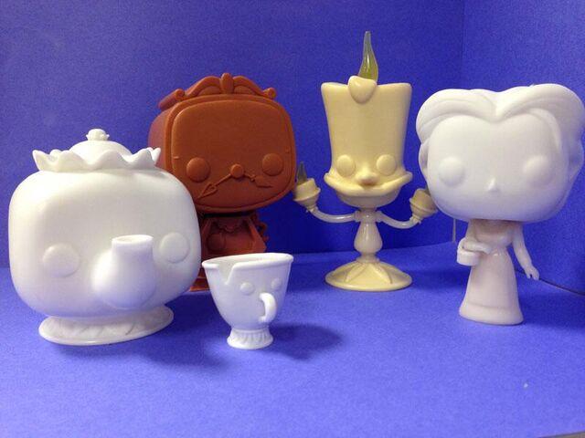 File:Beauty and the beast funko prototypes.jpeg