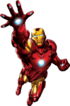 Iron Man AA Render