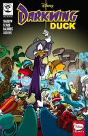 Darkwing Duck JoeBooks 3 cover