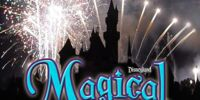 Magical: Disney's New Nighttime Spectacular of Magical Celebrations