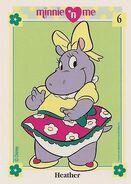 Minnie 'n Me trading card 006