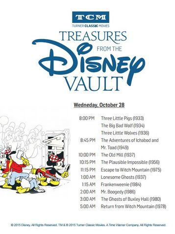 File:TCM Treasures from The Disney Vault Schedule.jpg