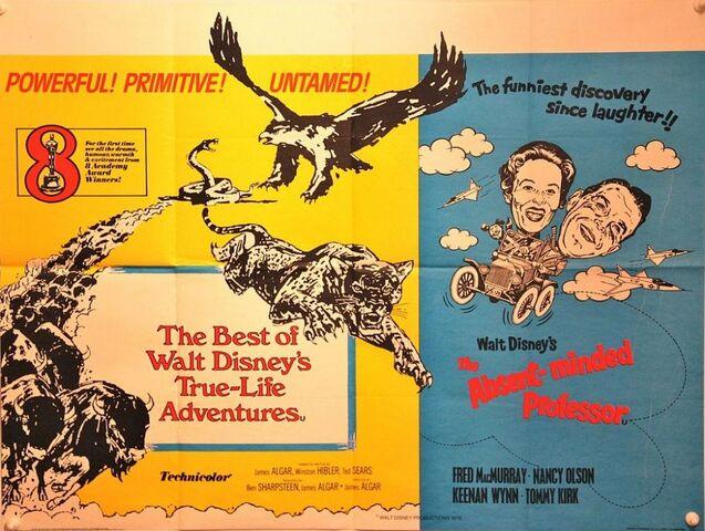 File:The-best-of-walt-disney-true-life-adventures-the-absent-minded-professor-1976-uk-quad-17140-p-ekm-1000x753-ekm-.jpg