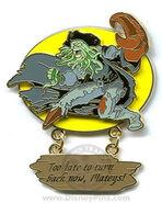 Davy Jones Pin 2