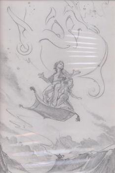 File:Disney's Aladdin - Unused Concept Poster Art by John Alvin - 16.jpg