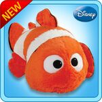 PillowPetsSquare Nemo2NEW