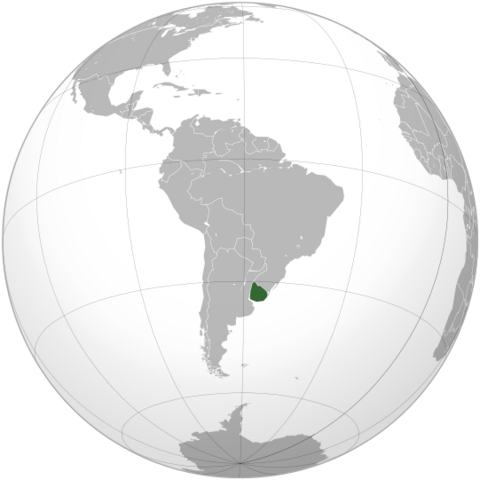 File:Uruguay (orthographic projection).png