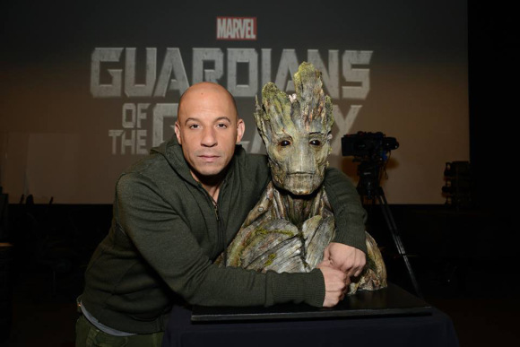 File:Vin Diesal with bust of Groot.jpg