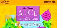 Walt Disney's Alice in Wonderland: Grin and Play