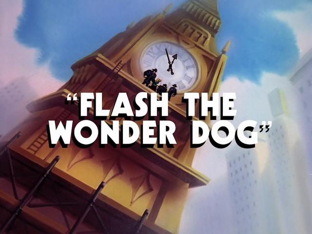 File:Flash the Wonder Dog title card.png