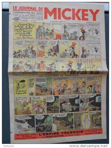 File:Le journal de mickey mai 1940.jpg