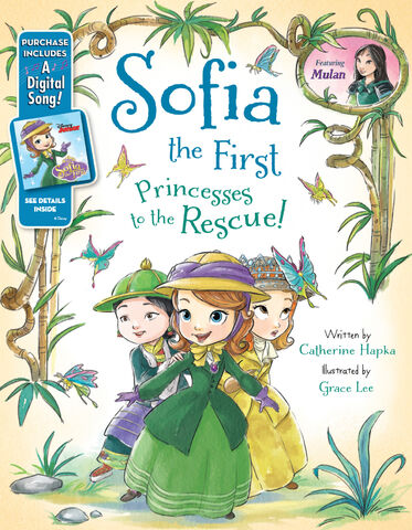 File:Princesses to the Rescue book.jpg