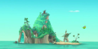 Pirate Island (Jake and the Neverland Pirates)