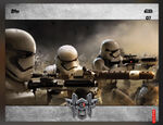 First Order Stromtroopers Topps