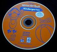 Pooh kindergarten disc