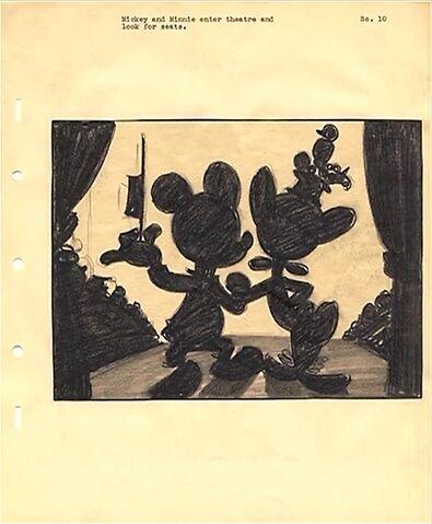 File:Disney's Mickey Mouse - The Nifty Nineties - Storyboard - 2.jpg