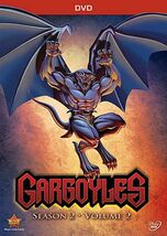 Gargoyles S2V2 new cover